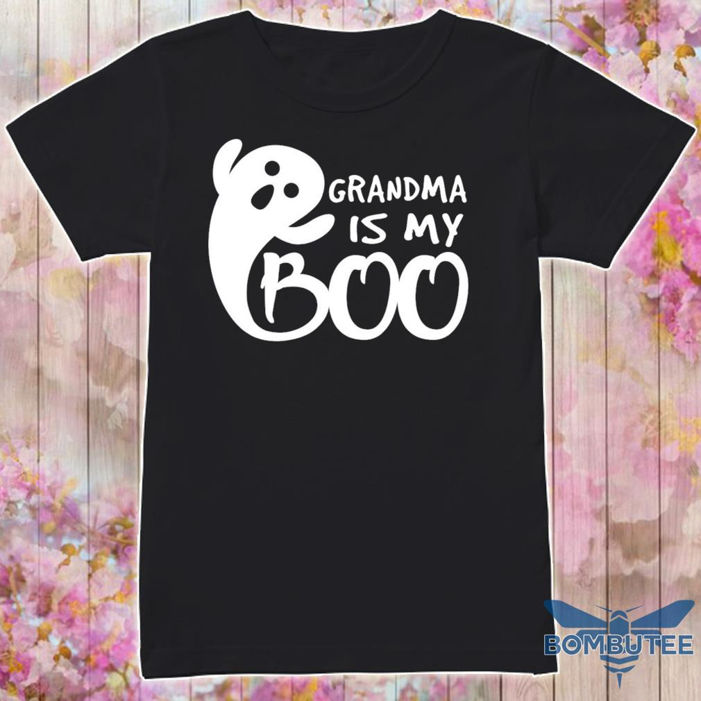 Grandma is My Boo shirt