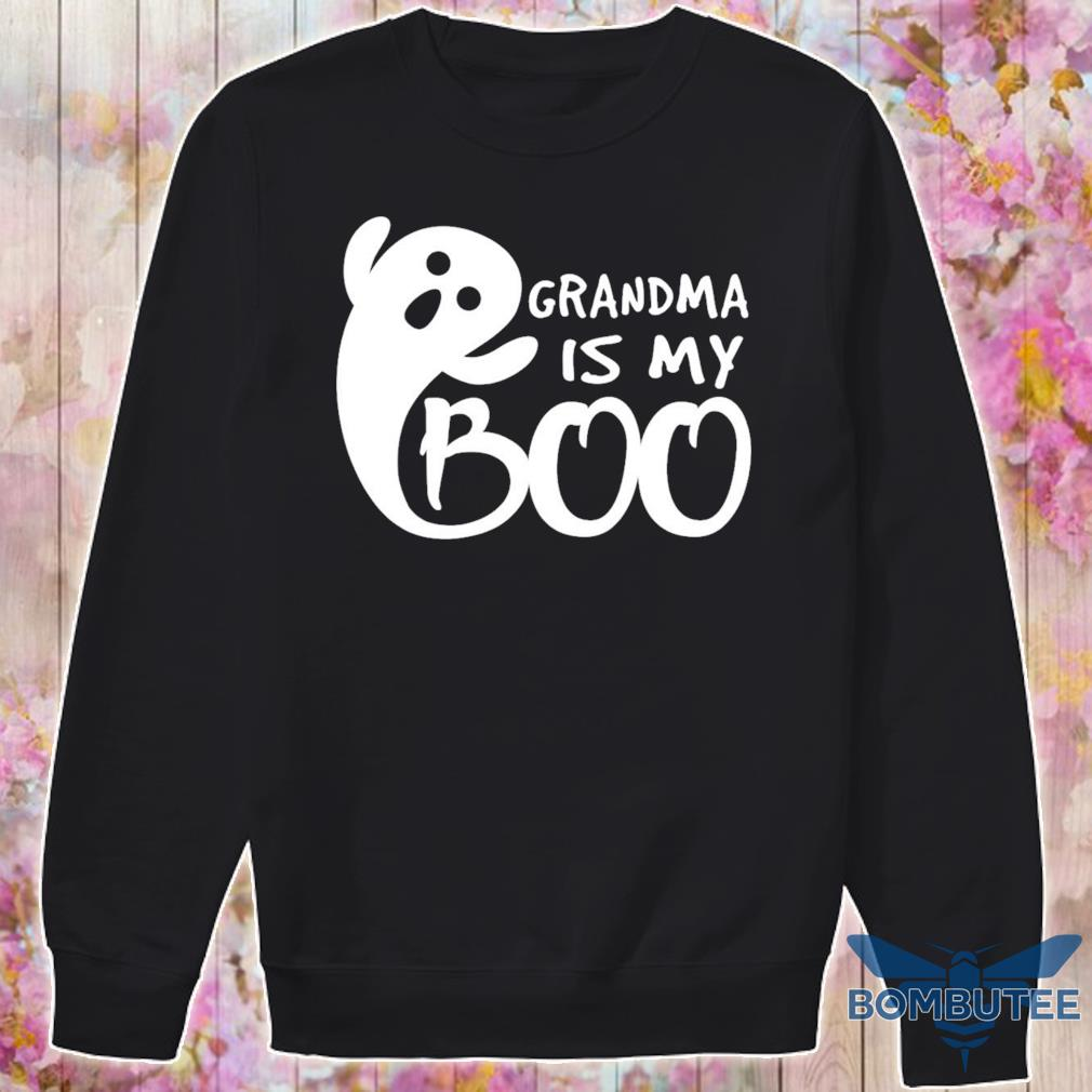 Grandma is My Boo s -sweater