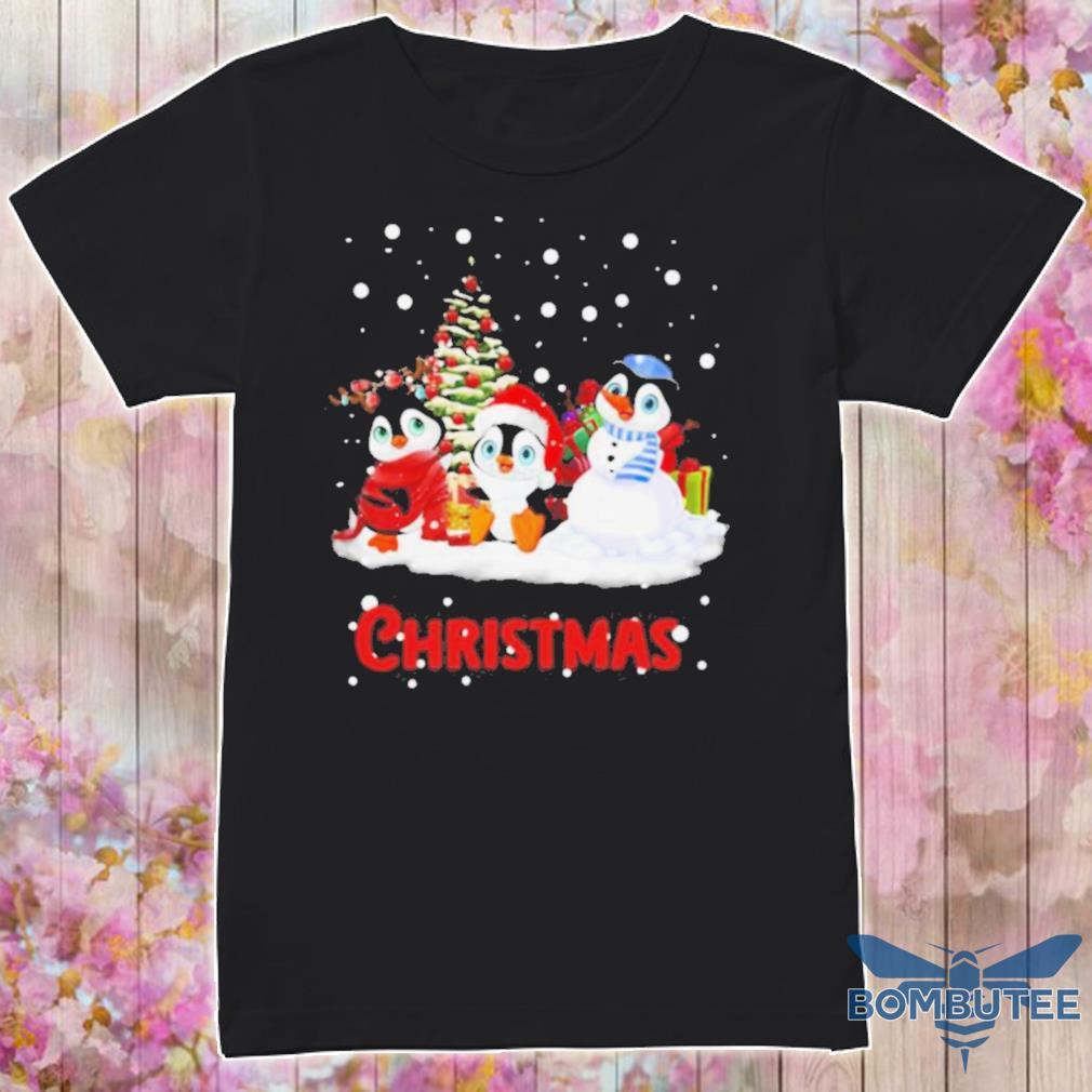 Official Anta Penguins Christmas Shirt