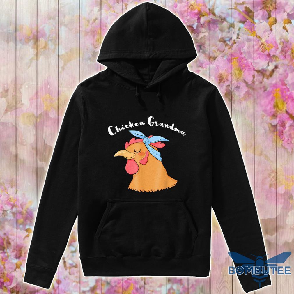 Official Chicken Grandma s -hoodie