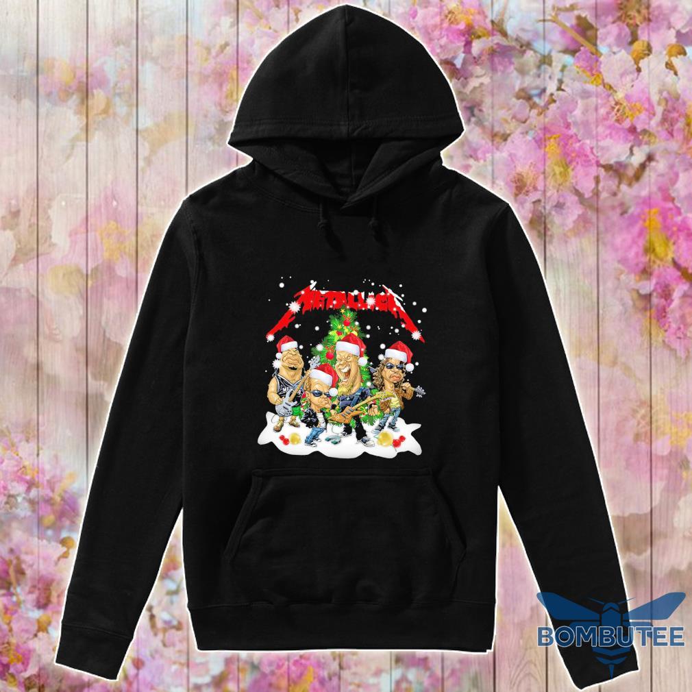 Official Santa Metallica Christmas s -hoodie