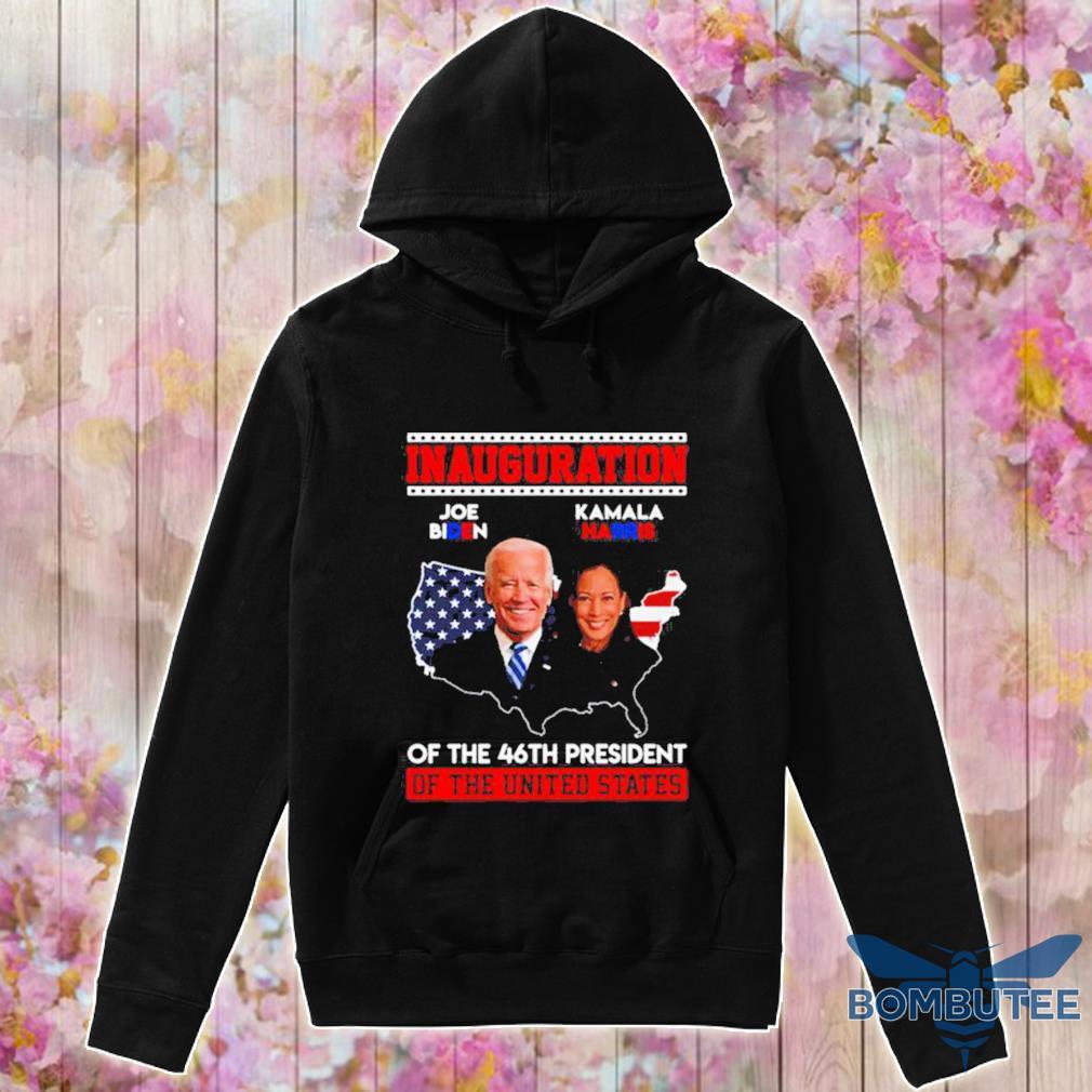 Joe Biden Kamala Harris Inauguration of the 46th president of the United States january 20th 2021 s -hoodie