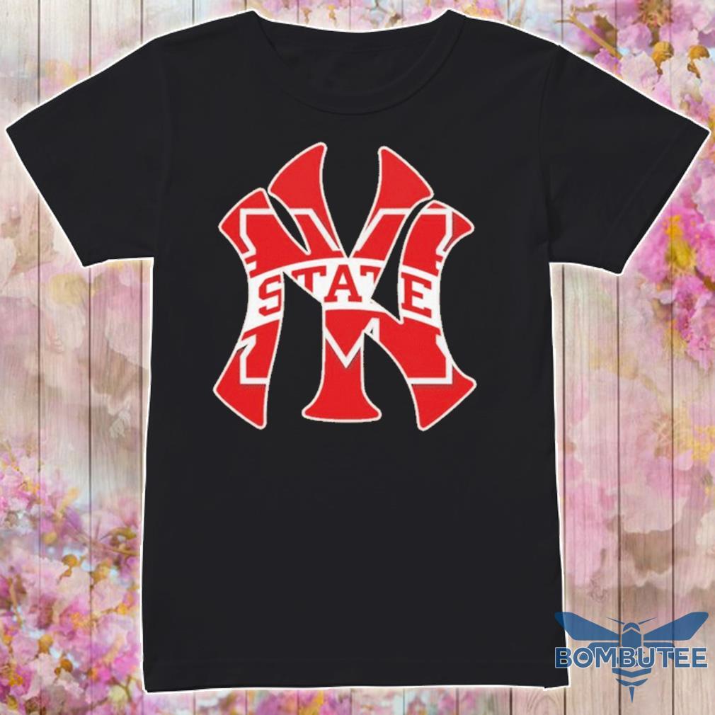 Official Logo New York Yankees Florida State Seminoles Shirt