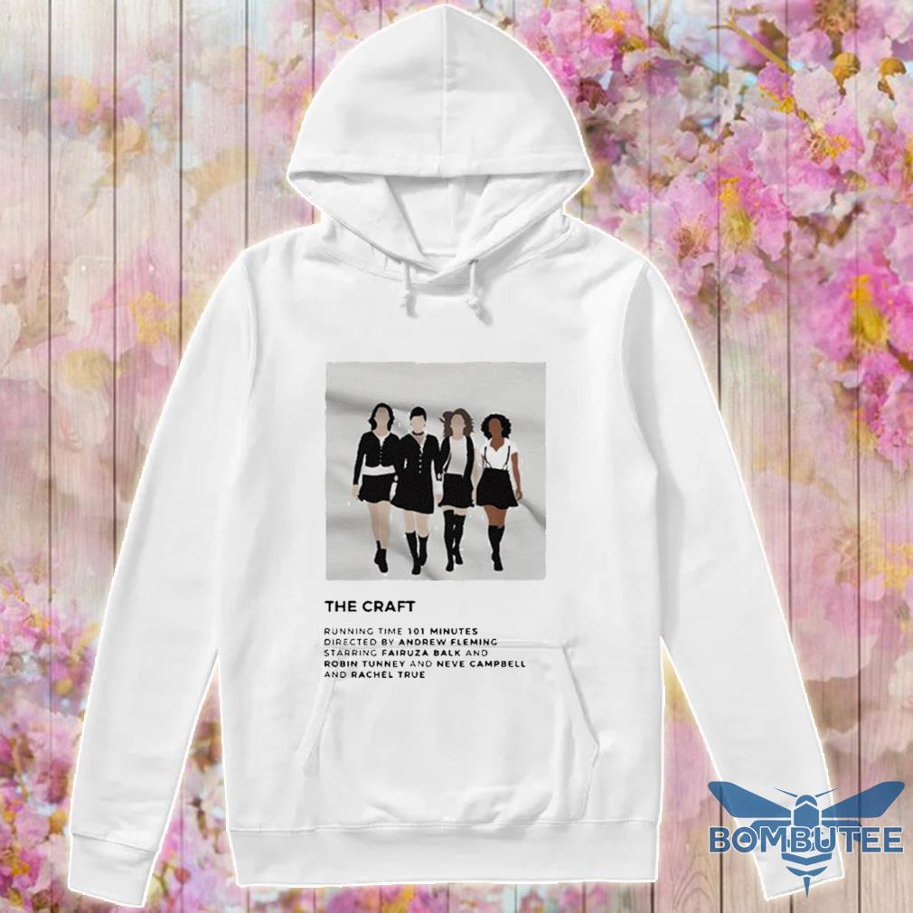 Official The Craft Movie Shirt -hoodie