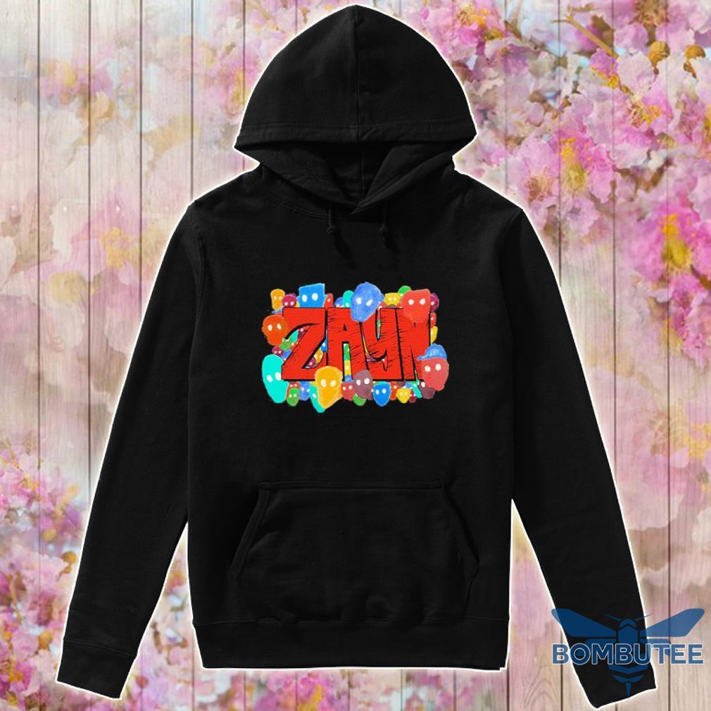 Official Zayn Black Shirt -hoodie