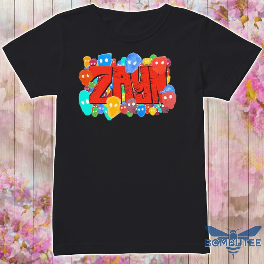 Official Zayn Black Shirt