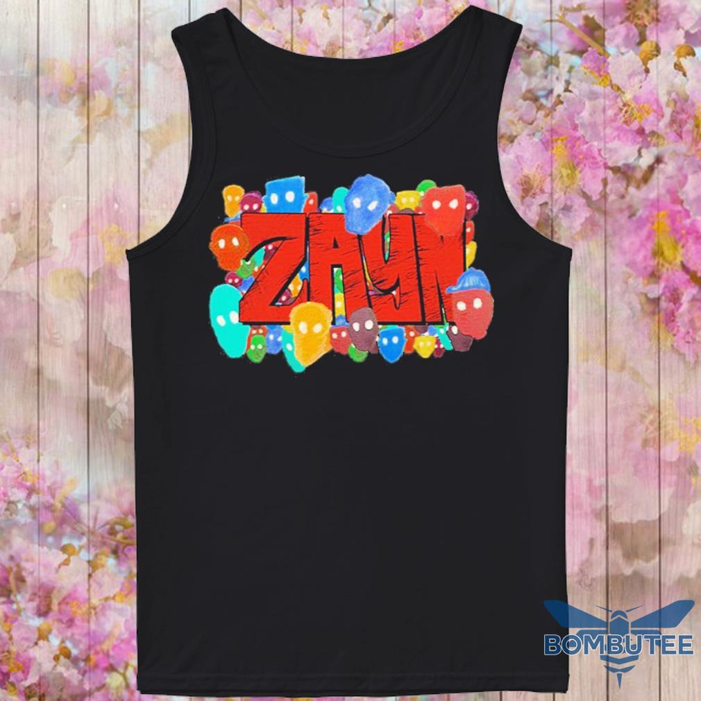 Official Zayn Black Shirt -tank top