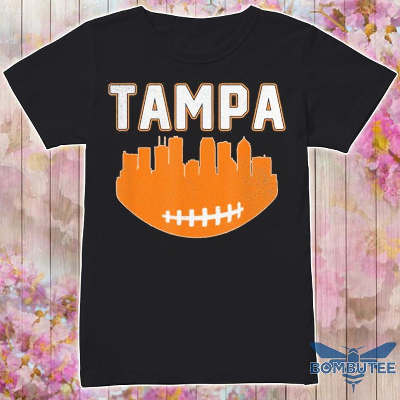 Tampa Bay Football City 2021 Shirt – Tampa Bay Buccaneers American Football Team Shirt