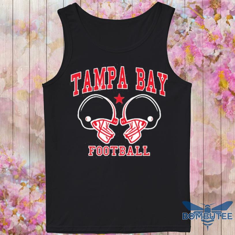 Tampa Bay Football Shirt – Tampa Bay Buccaneers Shirt -tank top